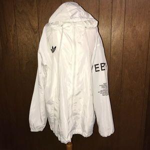 Adidas 3 Tour Jacket Kanye Yeezus West Yeezy 5RLj4A